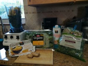 organic quick meal ideas