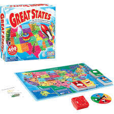 10 Favorite STEM/Educational Gift Ideas For Students. Great States Game