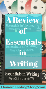 essentials in writing