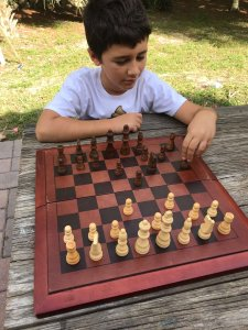 how to play chess; Luca