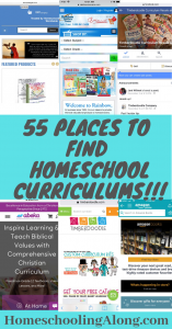 places to buy homeschool curriculum