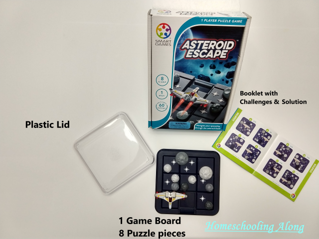 asteroid escape 4